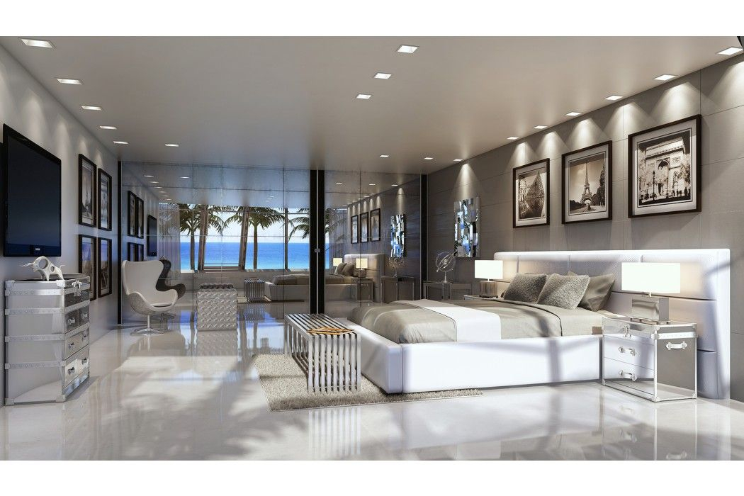 The Metro Collection By Modani Furniture #interiordesign #modern