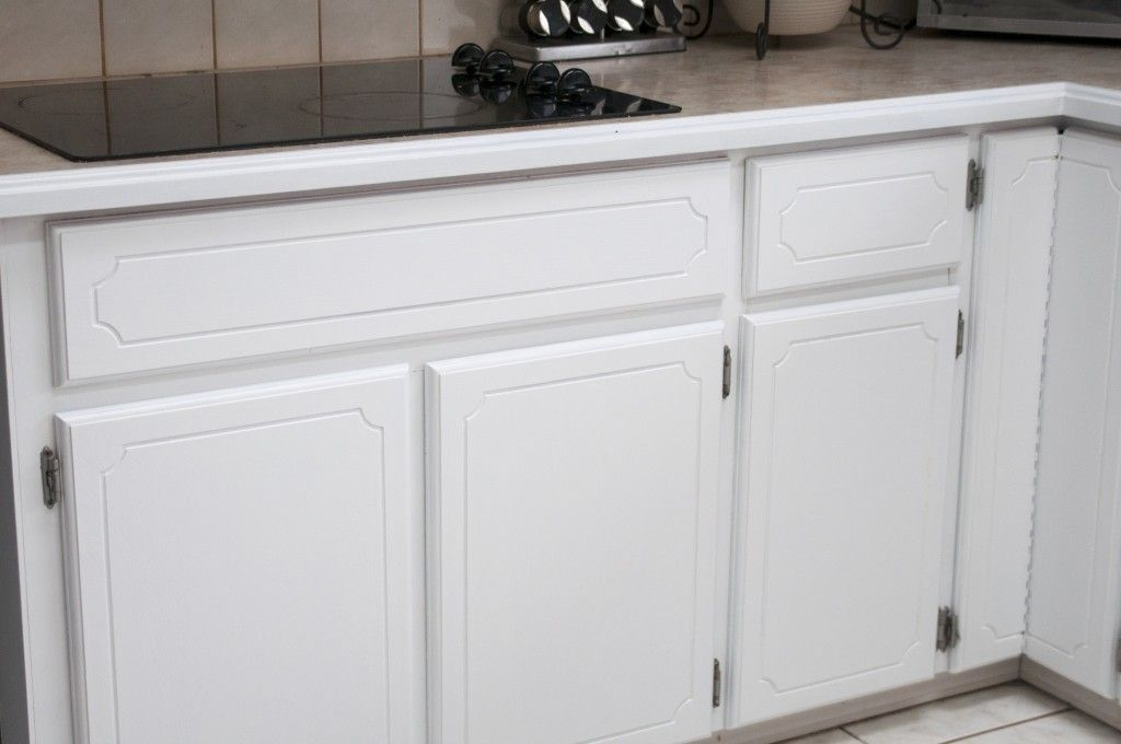 Painted Cabinets   Self Leveling Surface Paint. Insl X Cabinet Coat (tinted