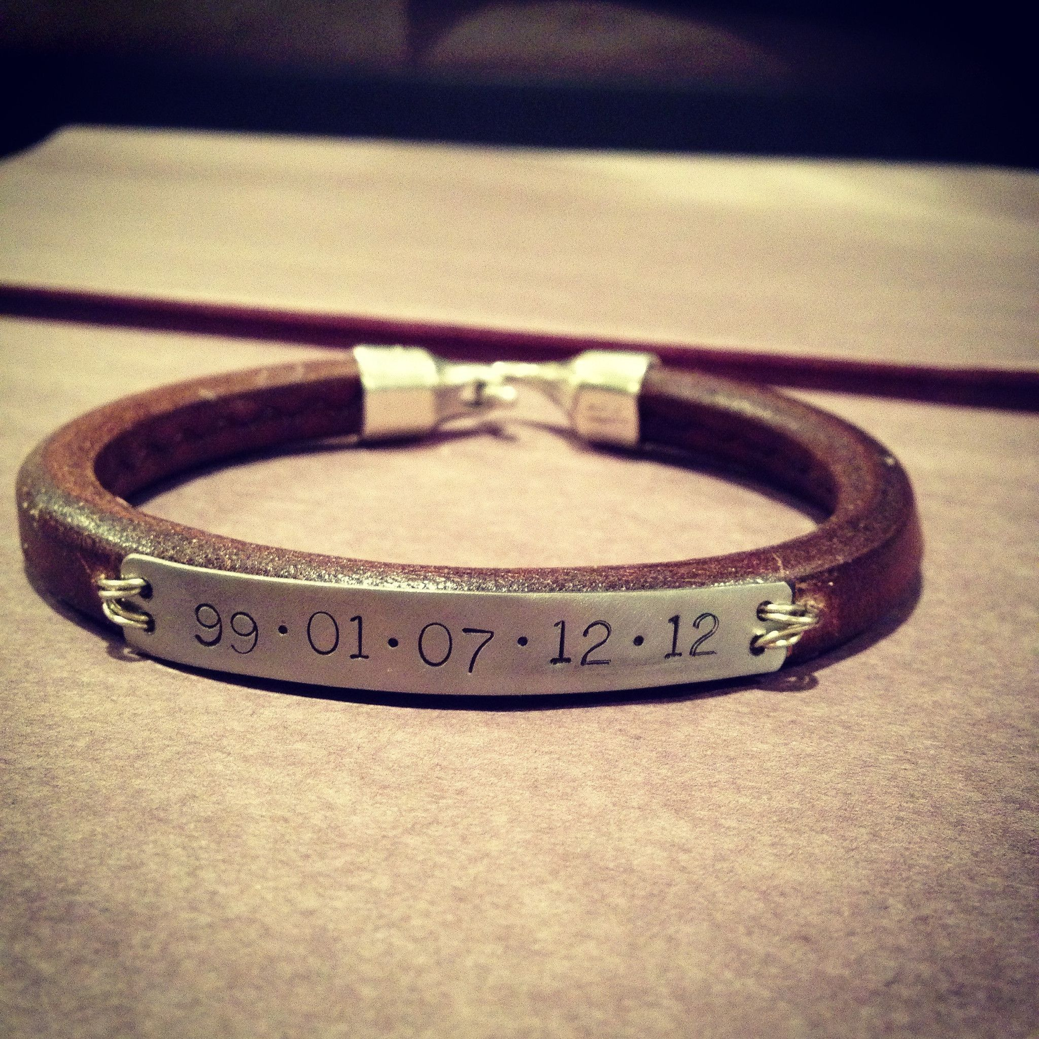 com and longitude coordinates dp location latitude stamped personalized customized bracelet handmade cuff hand amazon