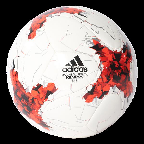 World Cup Mini Ball Adidas Krasava Fifa Confederations Cup Mini Ball Worldsoccershop Com Soccer Ball Adidas Soccer Ball Soccer Balls Soccer