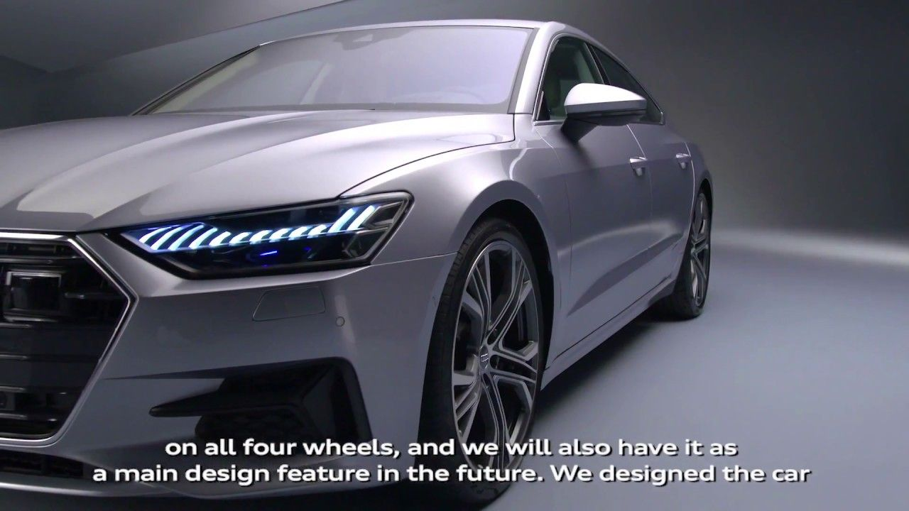 ALL NEW 2018 AUDI A7 SPORTBACK l LIGHTING DESIGN EXPLAINED (GER/ ENG SUB) ALL NEW 2018 AUDI A7 SPOR
