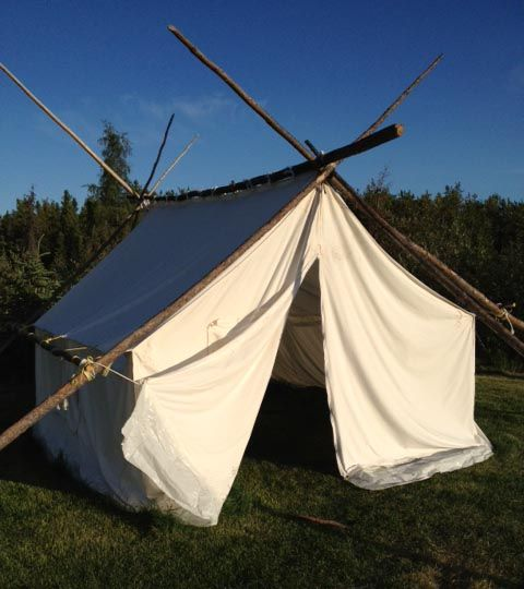 for Build your own canvas tent