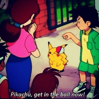 Pikachu does not care