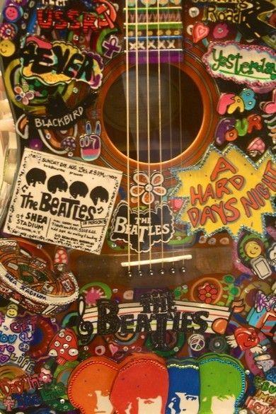 Fiori Hippie.14 Tumblr Con Immagini Beatles John Lennon Fiori Con Colori