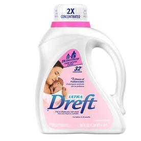 Dreft Liquid 50 Oz Original Laundry Detergent Lowes Huge Sale