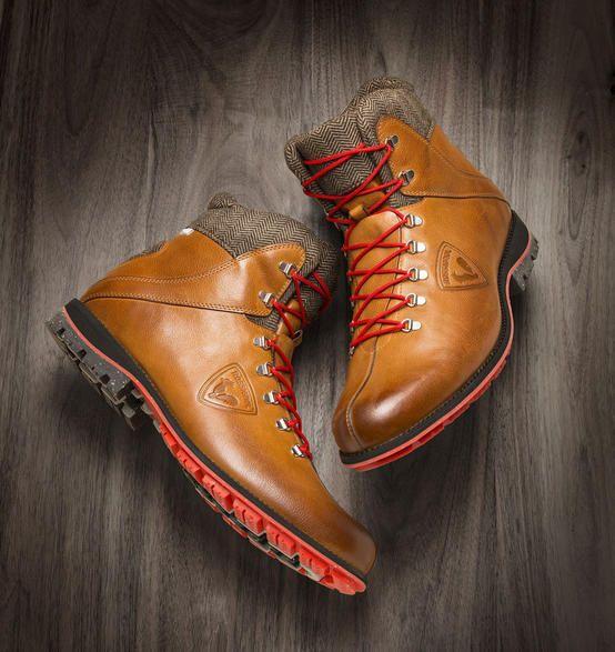Chamonix boots - Brown Rossignol e9Ejq