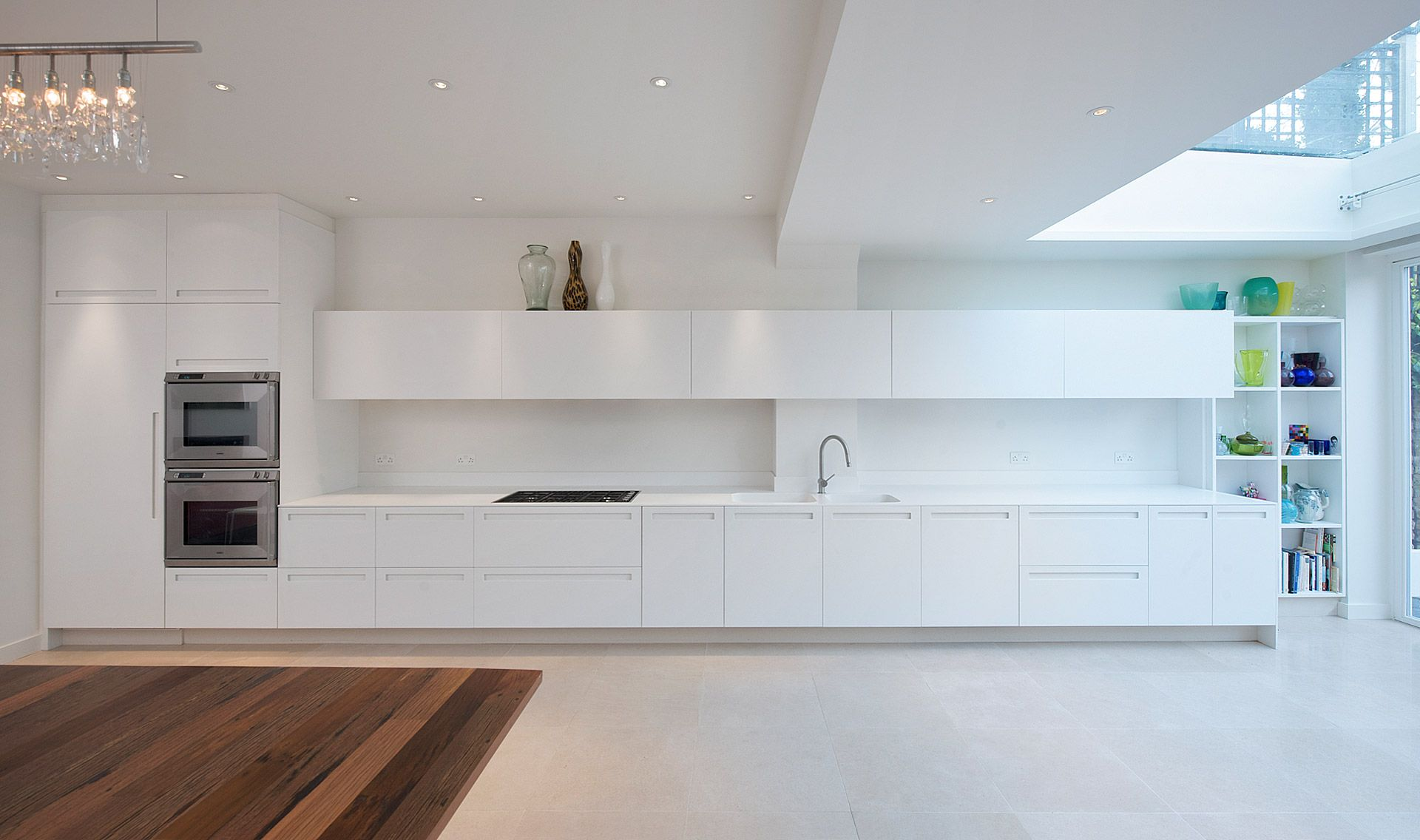 Kitchens - Elgin Crescent - TinTab - Contemporary, bespoke, design ...