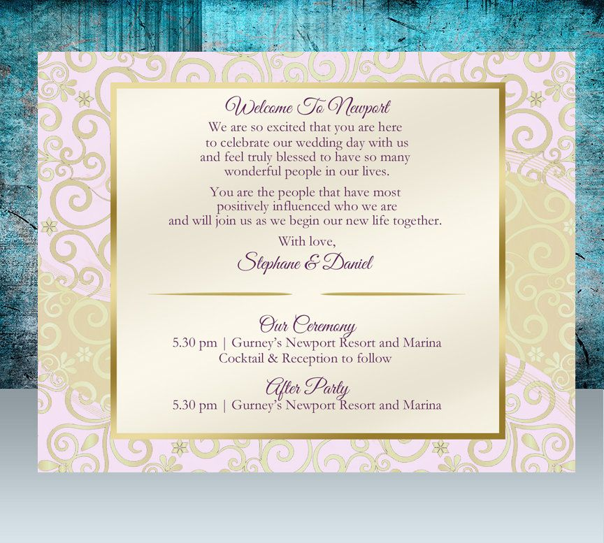 wedding thank you cards with printed message
