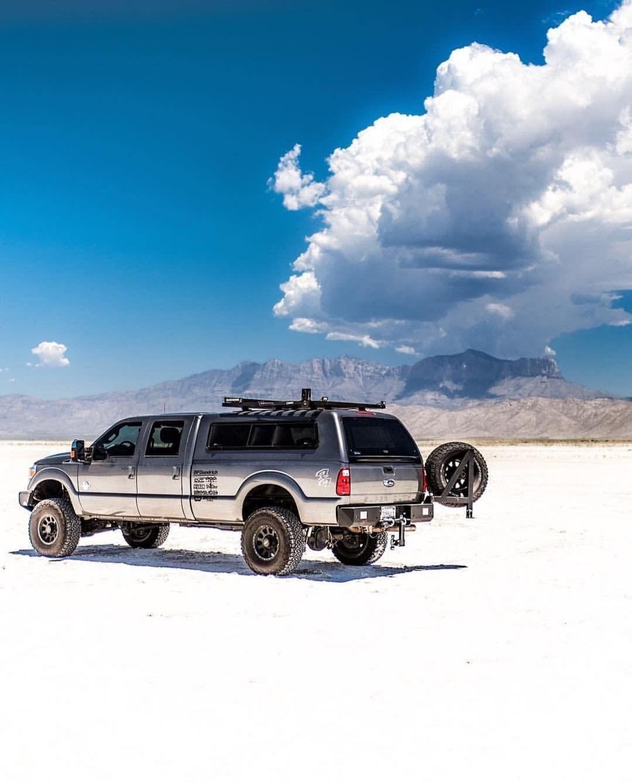 Custom Super Duty 6.7 at Salt Flats Ford trucks, Ford