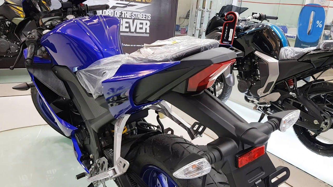 New Yamaha R15 V3 Movistar New Edition Yamah R15 Classic Bike