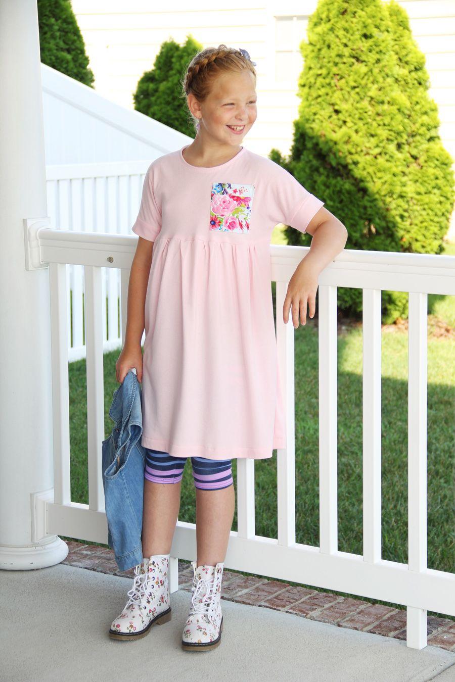 Babydoll Dress Pattern   Pinterest   Nähen