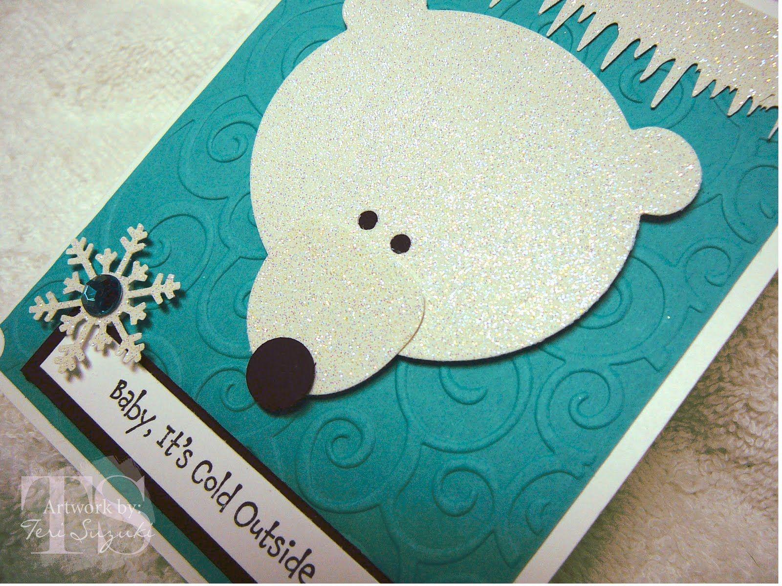 Paper Polar Bear Craft - Google Search