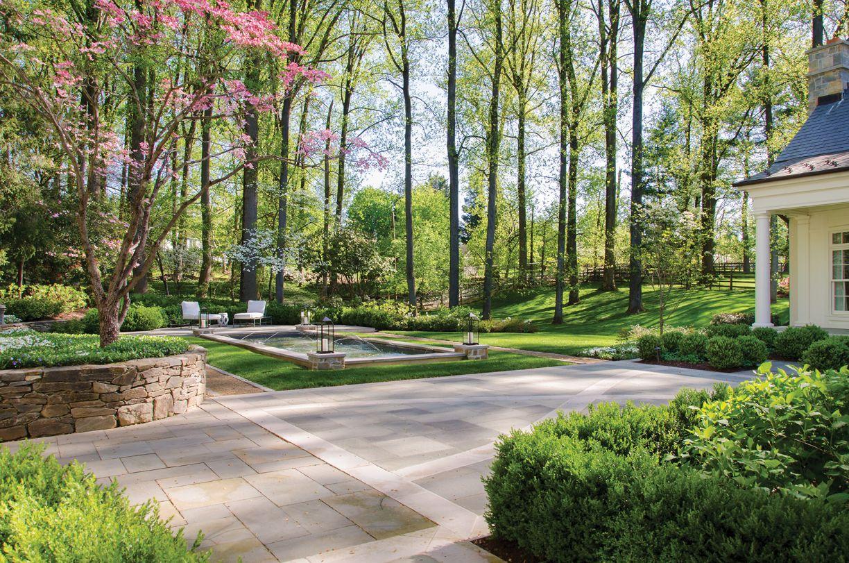 Labor Of Love Home Design Magazine Valley Landscape Home Design Magazines Pool Landscaping