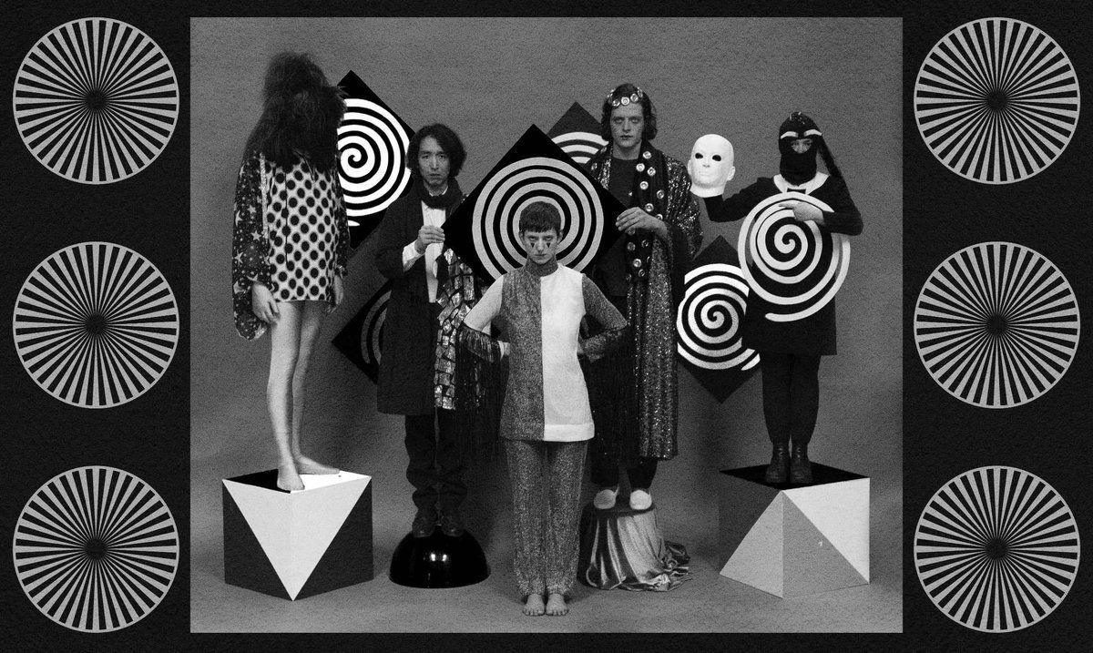 "VANISHING TWIN – "" Dream By Numbers "" Record Store Day Release 2017 