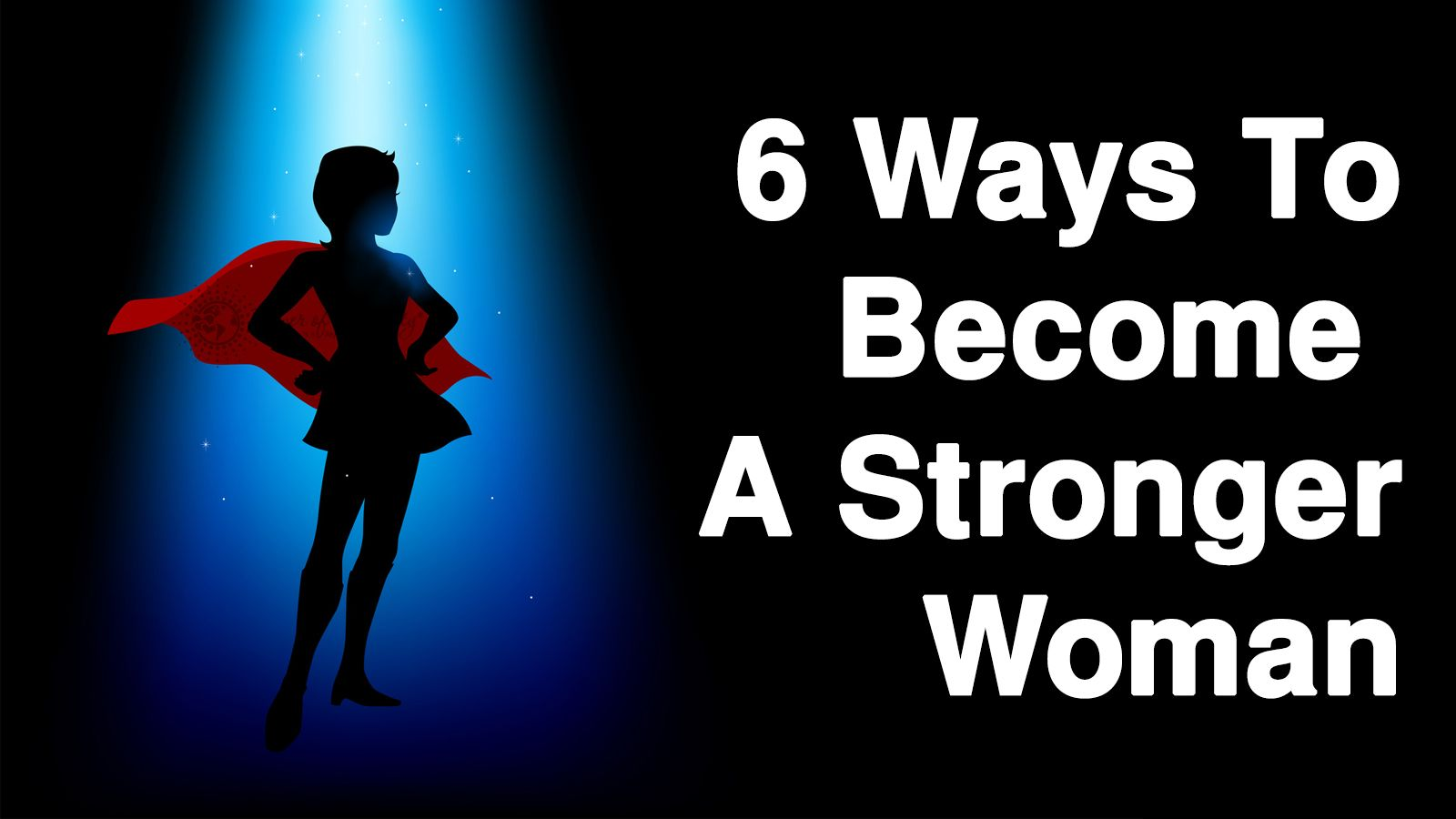 How to become strong