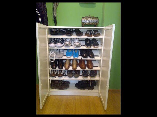 billy meuble à chaussures Chaussures Pinterest HEMNES