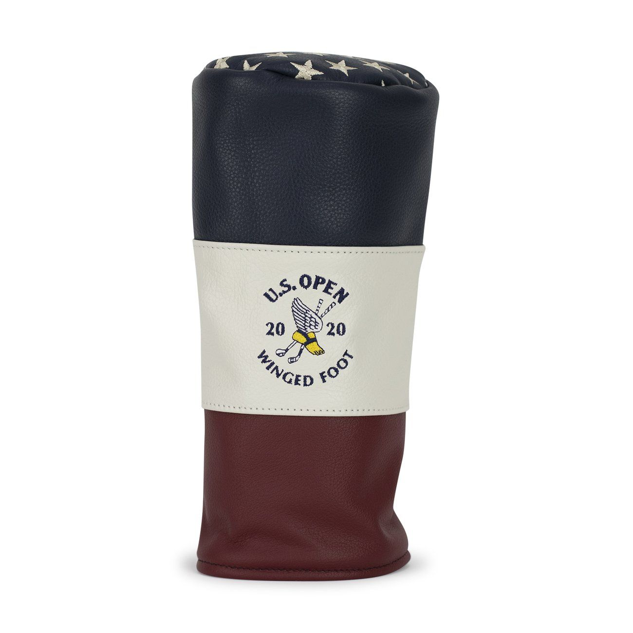 2020 U.S. Open in 2020 Leather label, Personalized