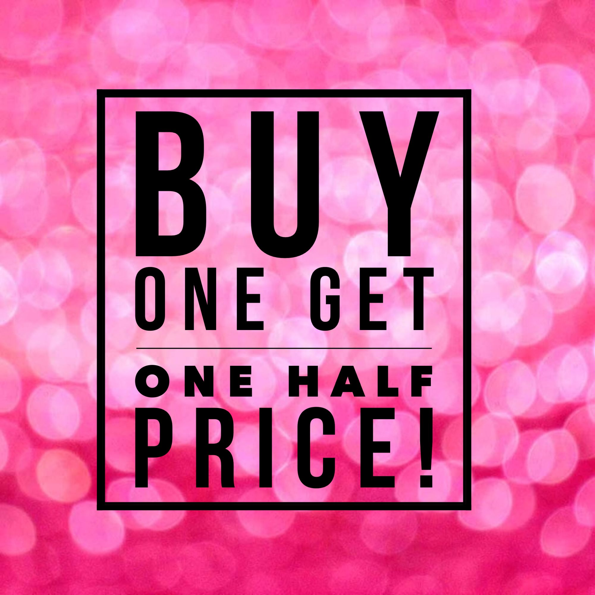 4495bffd8a Buy one get one half price   Premier parties   Stuff to buy, Buy one ...