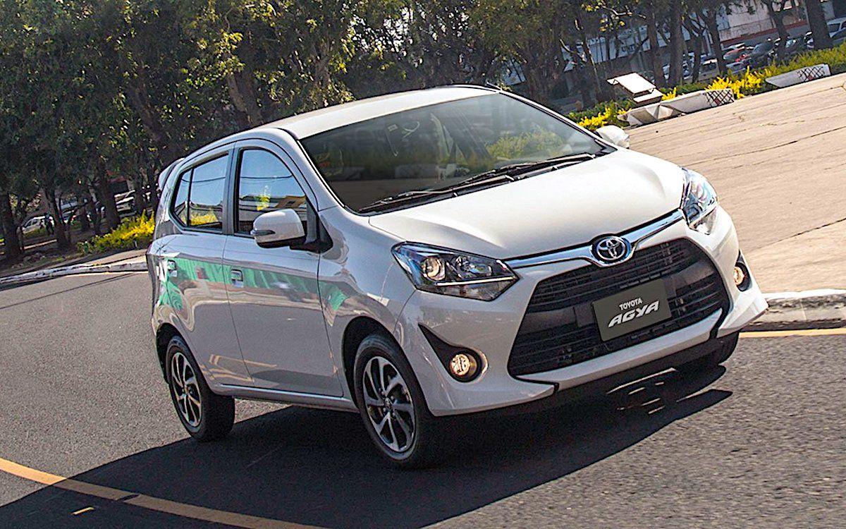 Toyota Agya En Guatemala Precios Versiones Y Equipamiento Toyota Fotos De Coches Guatemala