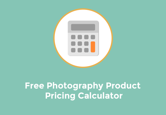 Photography Product Pricing Calculator