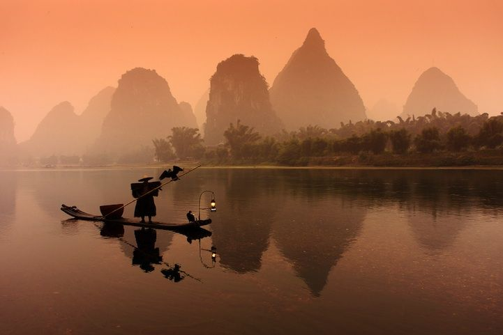 Chinas River of Poems