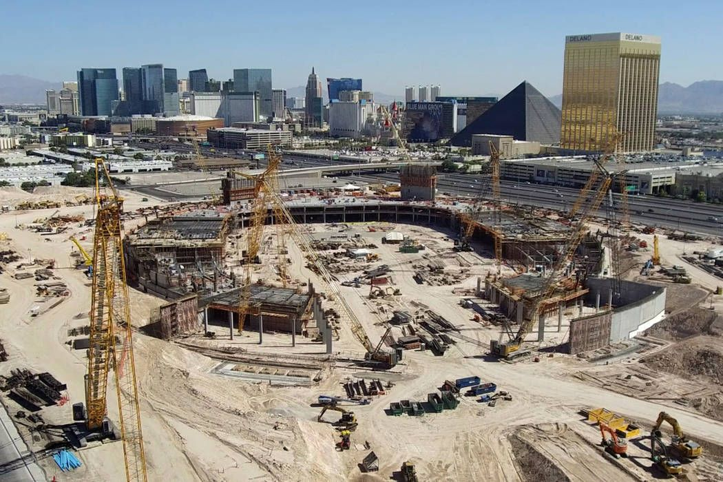 MGM is worried about the Raiders' stadium parking plan