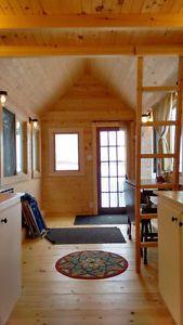 Tiny House Mini Maison Roulotte 21pi Maisons A Vendre Ville