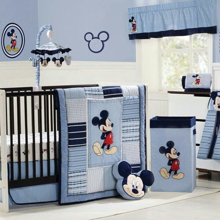 One of my favorites for a boy, Mickey Mouse! ✌