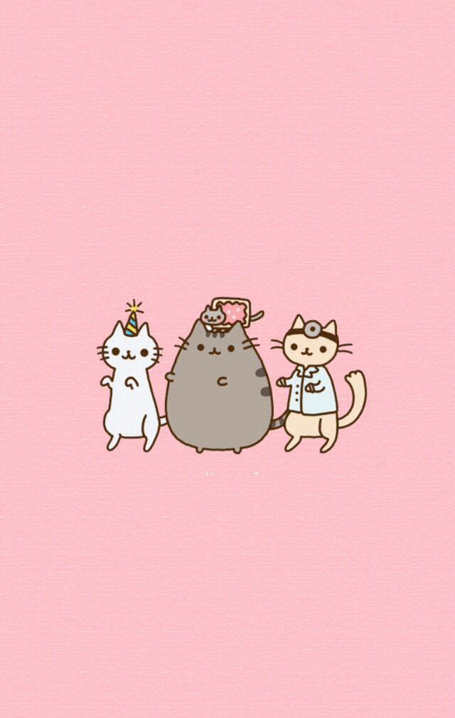 Explore And Share Pusheen Cat Desktop Wallpaper On WallpaperSafari