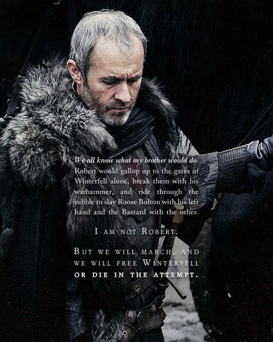 Stannis Baratheon (source:coervus) | Game Of Thrones | Game of