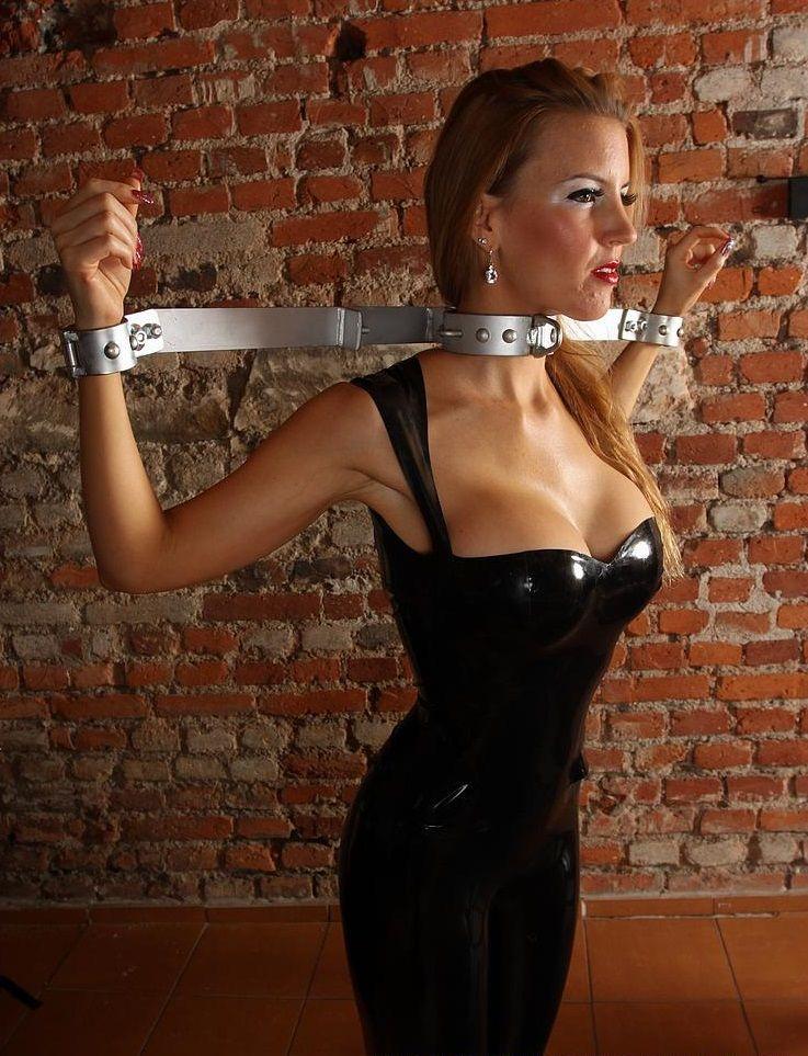 Фотоотчет виртуальной рабыни