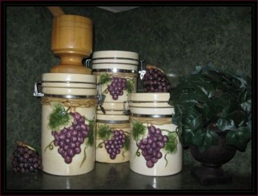 Etonnant 50 Ways To Create A Grape Theme Kitchen   Gorgeous Products For Grape Décor  Kitchens.