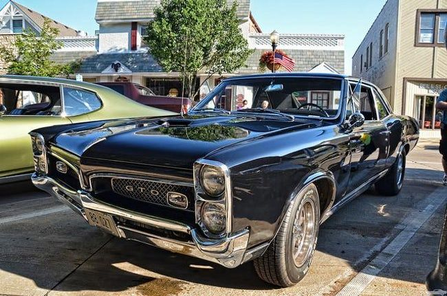 Best Muscle Cars | List of the Most Badass Classic American Muscle