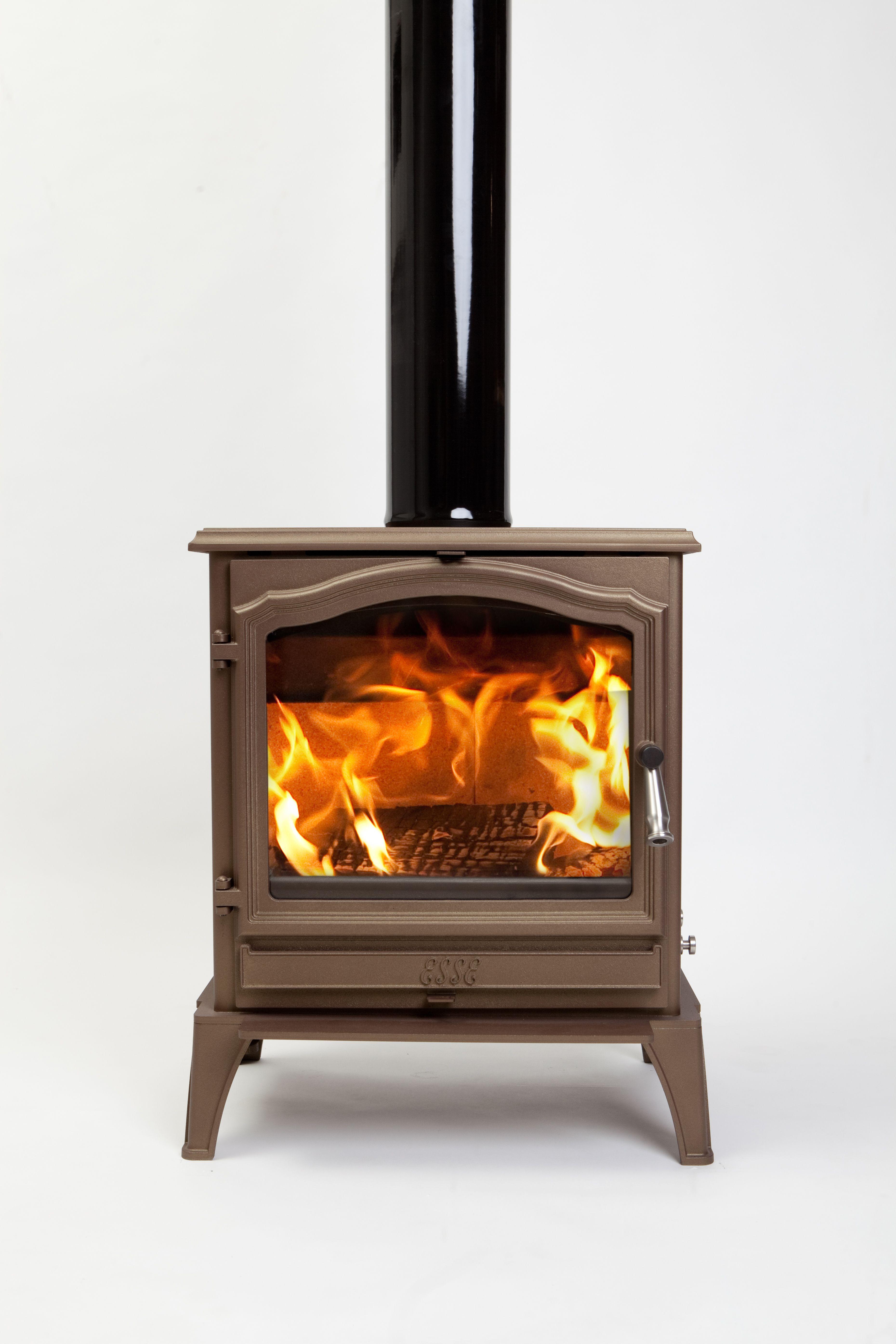 Bronze ESSE 700 10.5kW Multi Fuel Stove | Fireplaces | Pinterest ...