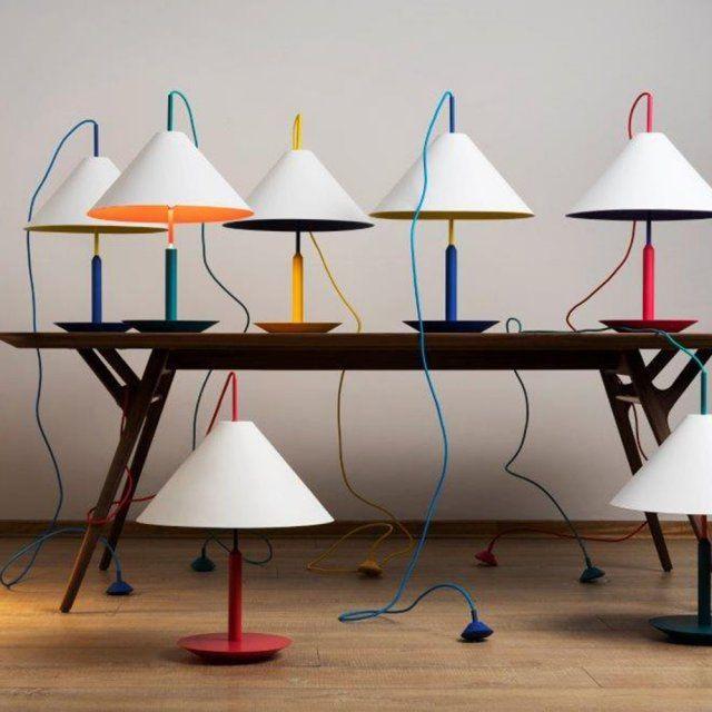 lumi re sur les luminaires les plus tendance abat jour blanc abat jour et abat. Black Bedroom Furniture Sets. Home Design Ideas