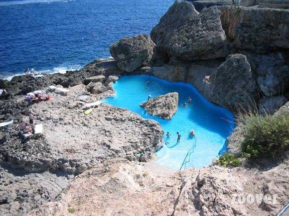 Mallorca cala d 39 or 8 06 2017 dit is een mooi zonnig for Cala egos piscina natural