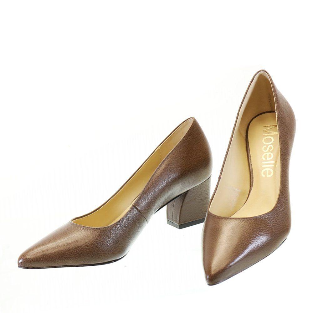 ae47bac4c84a3 Scarpin Chocolate 3497 | Moselle sapatos finos femininos! Moselle sua  boutique online.