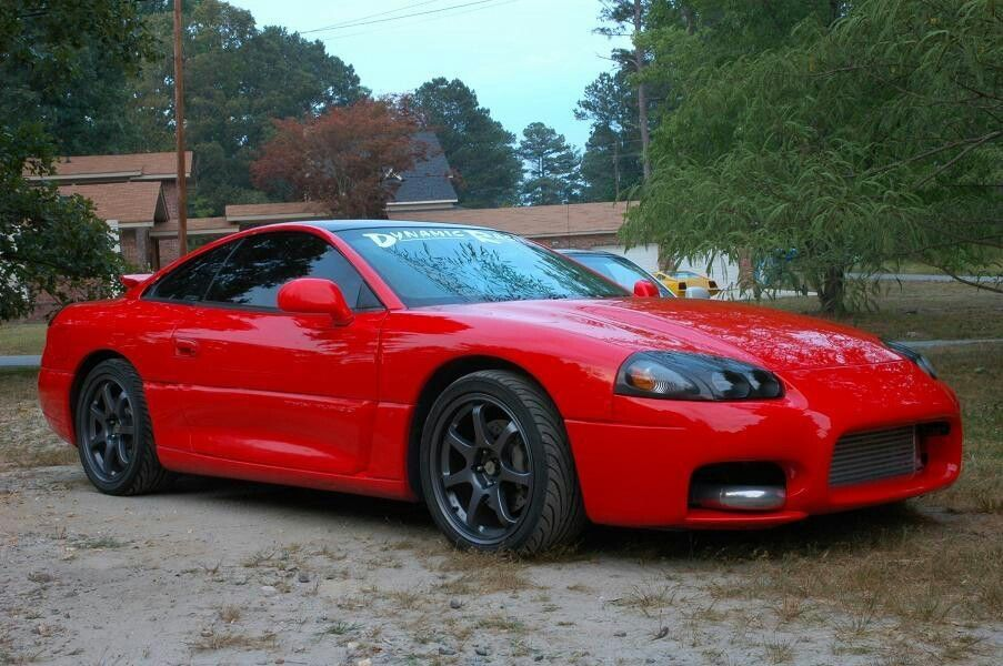 Dodge Stealth RT TT L V Awd Hp Top Cars Pinterest - Sports cars with awd