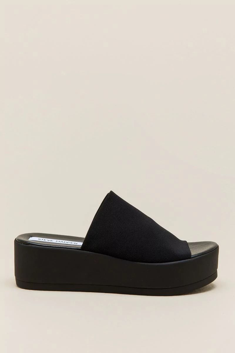 b98ebed93 Steve Madden Slinky Slide Platform Sandal | Shoes in 2019 | Steve ...