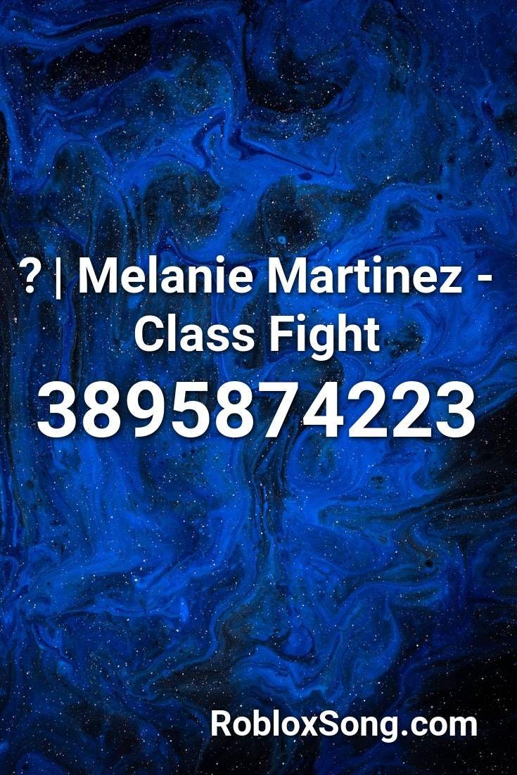 class fight roblox id