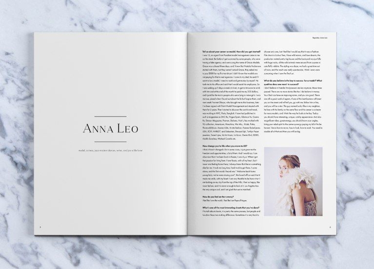 Magazine Design | VK
