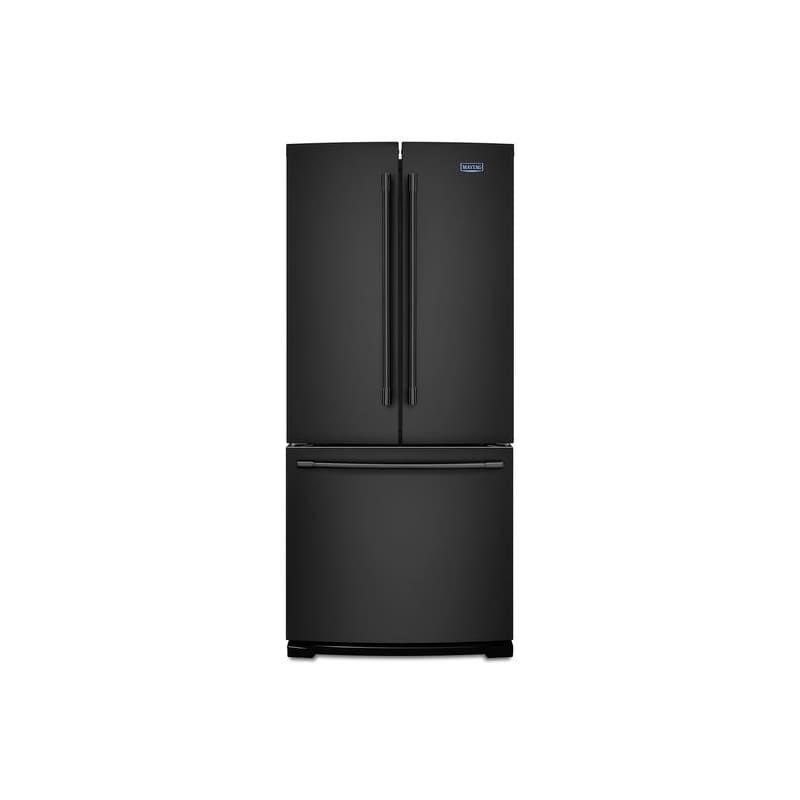 Gentil Maytag MFF2055FR 31 Inch Wide 19.68 Cu. Ft. French Door Refrigerator With  Wide N Black Refrigerators French Door