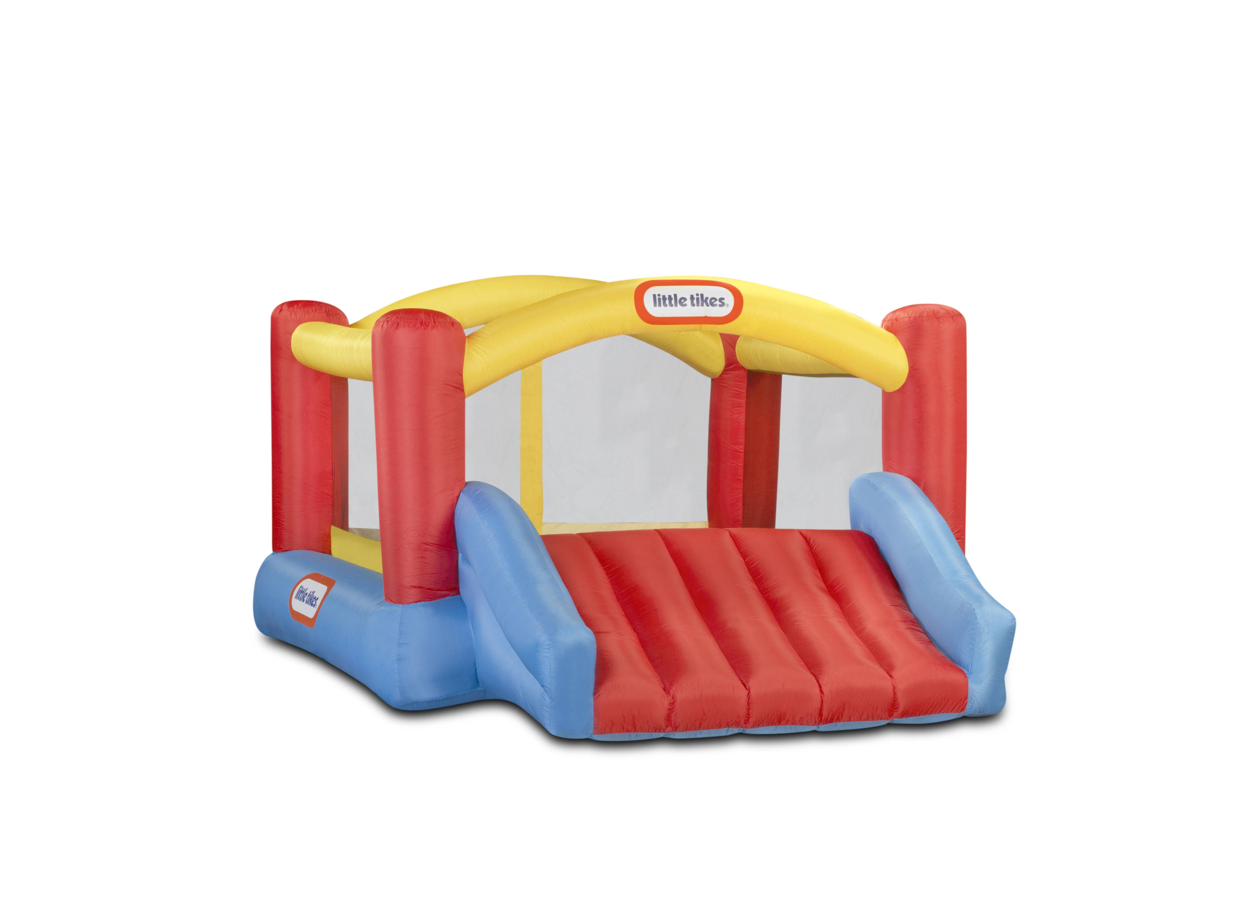 47eded92ff21 Little Tikes Jump  n Slide Bouncer - Walmart.com
