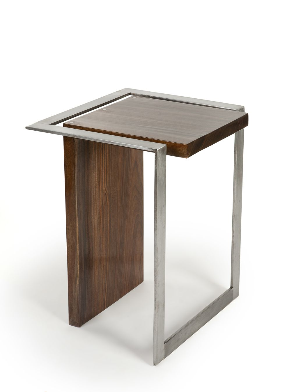 Split Side Table 2 Metal Furniture Steel Furniture Coffee