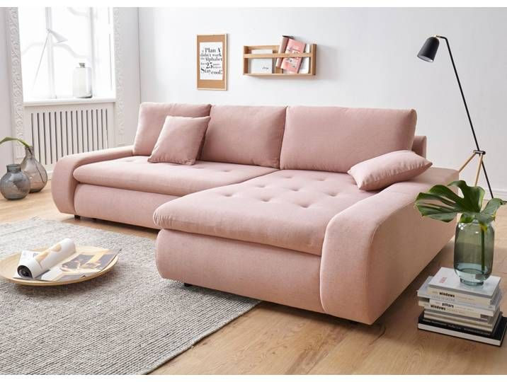 Trendmanufaktur Ecksofa Ecksofas Sofa Moderne Couch