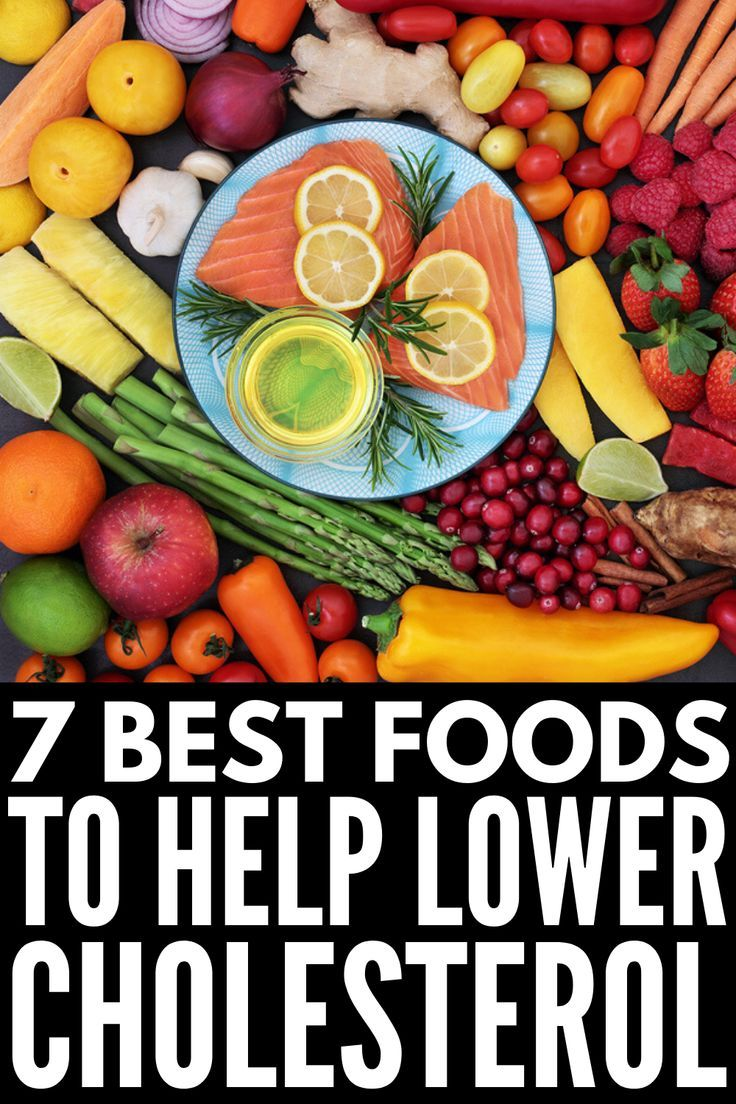 The Power of Nutrition 7 Cholesterol Lowering Foods in