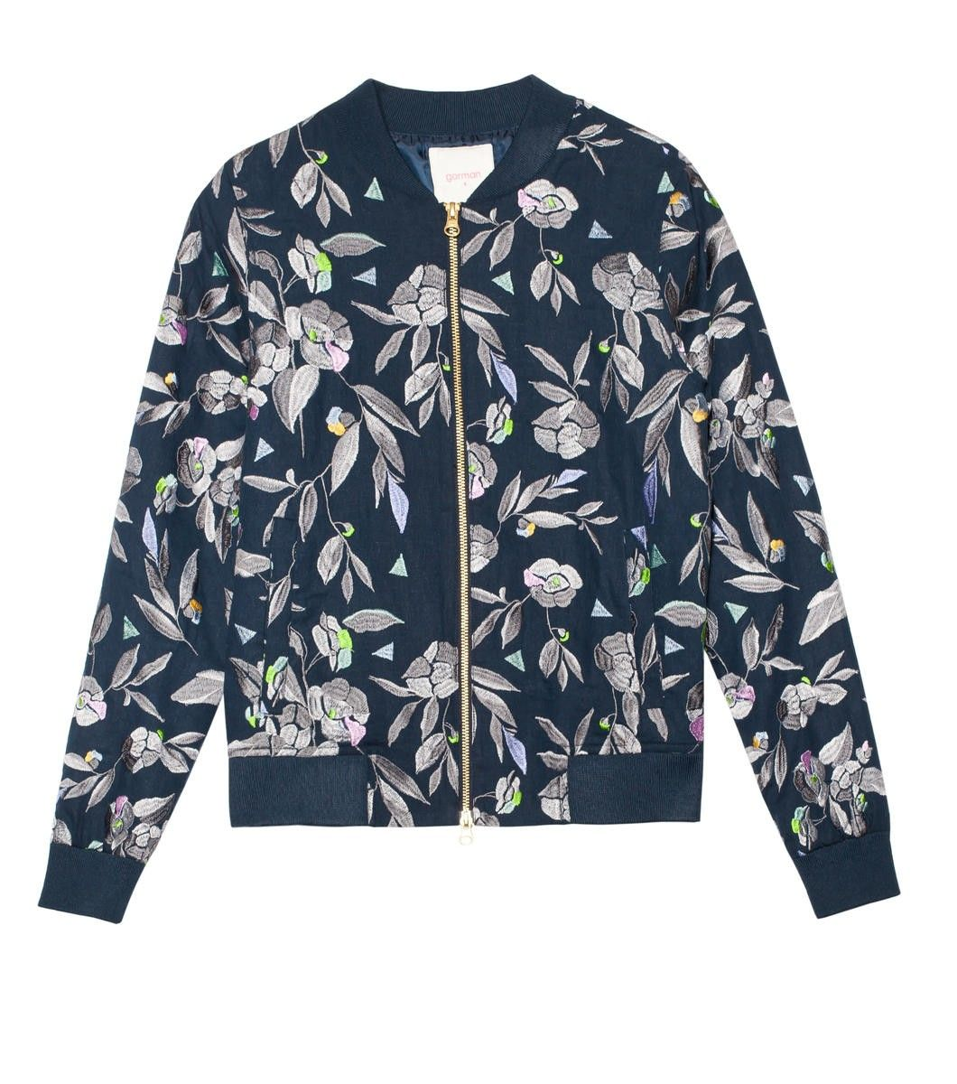 Shop for Night Walk Jacket In Navy from Gorman at Westfield Doncaster.  Browse the latest styles online and buy from a Westfield store.