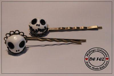 Ganchillos de Jack Skeleton, originales y divertidos.