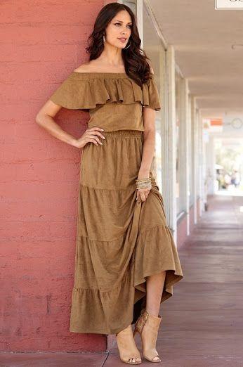 Edgy bohemian chic!  #fashion