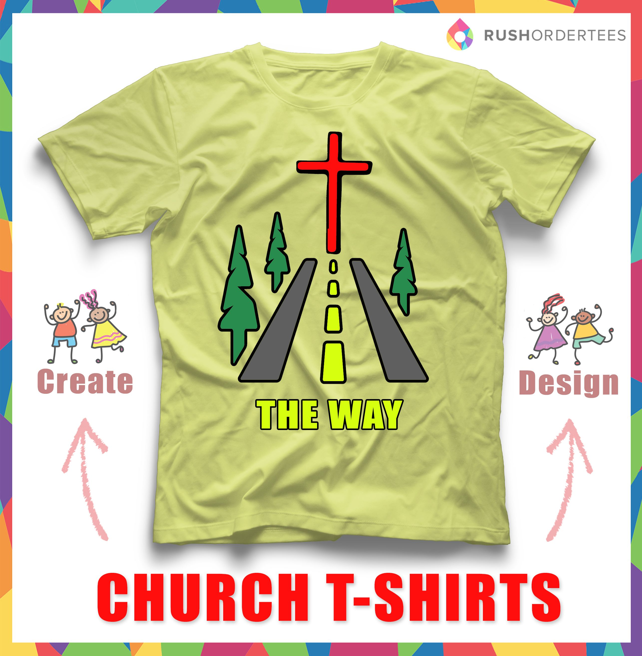 how to create your own church